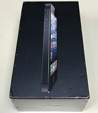 NEW Sealed Apple iPhone 5 16GB Black Straight Talk CDMA GSM LTE MD097LL/A A1429