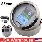 85mm Digital Gps Speedometer Odometer Voltmeter Speed Gauge For Boat Motorcycle