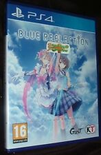 Blue Reflection Playstation 4 PS4 NEW SEALED FREE UK Delivery