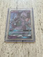 ULTRA RARE Mewtwo GX 31/68 Pokemon TCG SM Hidden Fates Mew Two Holo Foil - LP
