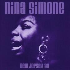 NINA SIMONE - NEW JERSEY '68   CD NEUF