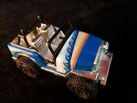 Vintage 1979 Tonka Jeep No. 812892, Plastic & Metal