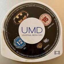 Batman UMD Movie For Sony PSP (UMD Only) Free UK Post