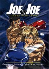Joe Vs. Joe - Round 1, 2, 3 (DVD, 2008) WORLDWIDE SHIP AVAIL!