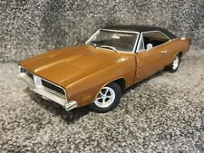 1 18 Hotwheels 1969 Dodge Charger R/T MINT RARE!!