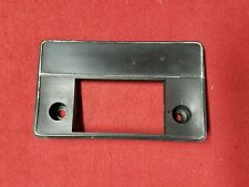 80 86 Ford Truck Bronco Radio And Climate Controls Bezel Cover Plate