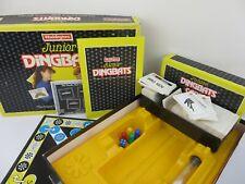 Waddingtons Vintage 1988 Junior Dingbats, Brain Bending Game. Inc Instructions.