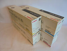 Canon C-EXV8 C-EXV 8 Tonersatz CYMK CLC3200 CLC3220 iR C3200 C3220N NEU