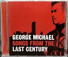 GEORGE MICHAEL - SONGS FROM THE LAST CENTURY, CD ALBUM, (1999).