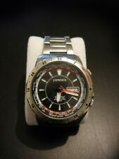 J Springs By Seiko World Time Automatic Watch