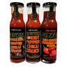 Chilli Sauce - Venom Carolina Reaper - Phantom Ghost & Stinger Red Savina Sauce