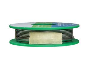 Soldadura de Plata 1,0 MM -100 Gramos - DIN9453