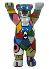 Buddy Bear Berlín Malu nuevo/en el embalaje original más colorido decorativas Berliner oso 6cm incl. caja de regalo