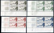 MAROC 1952 Yvert PA 89-92 ** POSTFRISCH LUXUS VB ca 4800€(E8133