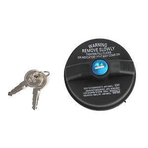 Thread Locking Gas Fuel Cap w 2 KEY For 2001-2016 Jeep Dodge 05278655AB