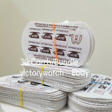 780 McDonalds Coffee  Card / Loyalty CARD All Filled | Xpress Shipping