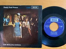 """Rolling Stones - Honky Tonk Woman // 7"""" - 1. UK-Pressing 1969 - TOP condition"""