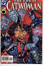 Catwoman # 94 Nm- 2000 Last Issue Original Series Batman Deathstroke Moore Htf