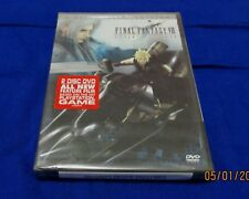 PS2 Movie - Final Fantasy VII: Advent Children ~ New Sealed Special Edition
