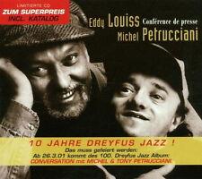 Eddy Louiss Michel Petrucciani Conference de presse (10 Ans Dreyfus Jazz) CD