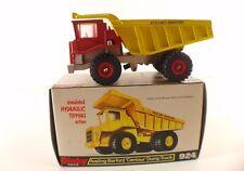 Dinky Toys GB n° 924 Aveling-Barford Centaur dump truck camion neuf en boite MIB