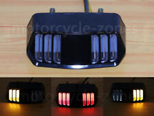 Motorcycle LED Brake Tail Light Integrated Turn Signal For Honda MSX 125 Grom