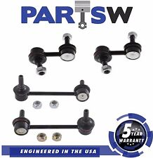 4 Piece Set of Front and Rear Sway Bar Link Kits for a Honda CRV 1997-2001