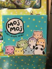 (3X) Moj Moj Squishy Toy Collectibles-2 soft, cute squishys per pack-ALL 3 PACKS