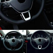 For VW Volkswagen Transporter T6 2017 2018 Car Inner Steering Wheel Cover Trim