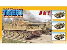 DRAGON GERMAN PZ.KPFW VI AUSF E SD.KFZ.181 TIGER I LATE Scala 1/35 Cod.6253