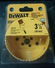 """DEWALT D180056 HOLE SAW 3 1/2"""""""