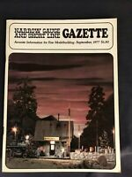 Narrow Gauge and Short Line Gazette September 1977