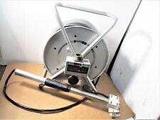 Remotec Bomb Robot Cable W/ 24 Pin Cannon Connectors Hannay Reels KDF-1642 Reel