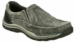 Skechers Mens Avillo Relax Fit Shoes