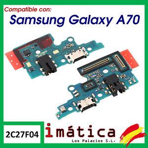 PLACA DE CARGA PARA SAMSUNG GALAXY A70 USB MICROFONO CONECTOR JACK AUDIO A705