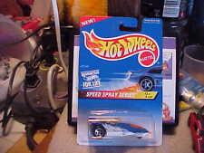 Hot Wheels Speed Spray Series XT-3 with 5 Spoke Wheels