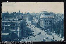 757.-MADRID -66 Calle de Alcalá. Bancos de España y Río de la Plata (Grafos)