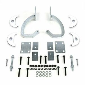Trunk Hinge And Billet Bezel Trim Kit AutoLoc AUTTRIMRHK rat truck street