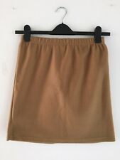 Size 12 Retro Fleece Skirt From CLAIRE NEUVILLE