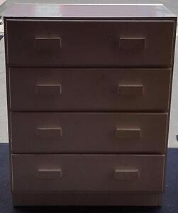 Cute Smaller Size Vintage Solid Wood Dresser - GDC - NICE OLDER WOODEN DRESSER