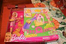 Barbie Puppy Play Park-Nip