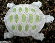 """Turtle plaque mold abs plastic tortoise mould 12"""" x up to 1/2 """" thick"""