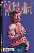 Panini Comics   SERVAL   WOLVERINE  V1    N° 105     Jan09