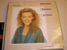 "Kylie Minogue 12"" Wouldn't Change A Thing UK"