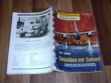 SOLDATENGESCHICHTEN u. FLIEGERGESCHICHTEN  # 200 -- GESUNKEN vor SOMERI // 1964