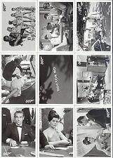 JAMES BOND- 50TH ANNIVERSARY SERIES 1 DR. NO. THROWBACK CARDS-SINGLES-CHOOSE
