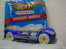 2012 Mystery Models #23 WHAT 4 2☀Blue w/ white Wheels☀w/poster☀sealed☀Hot