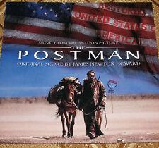 THE POSTMAN - JAMES NEWTON HOWARD 1997 TOP RARE OOP OST