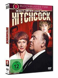 Hitchcock DVD 2013 Drama Film Sacha Gervasi Deutsch English Französisch