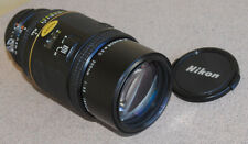 Nikon AF Nikkor 200mm F3.5 IF ED Auto focus AIS Lens for rare F3AF camera F3.5S